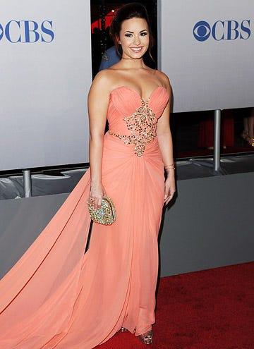 Demi Lovato - The 2012 People's Choice Awards, January 11, 2012