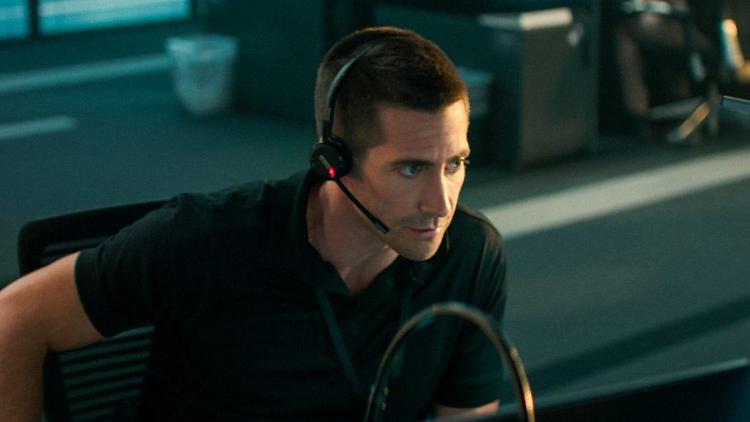 Jake Gyllenhaal, The Guilty