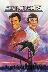 Star Trek IV: The Voyage Home as Kirk
