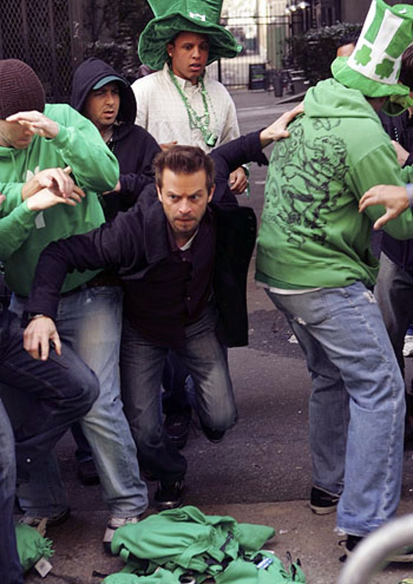 "CSI: New York - Season 6 - ""Pot of Gold"" - Carmine Giovinazzo as Danny Messer"