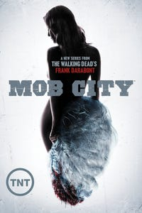 Mob City as Ned Stax