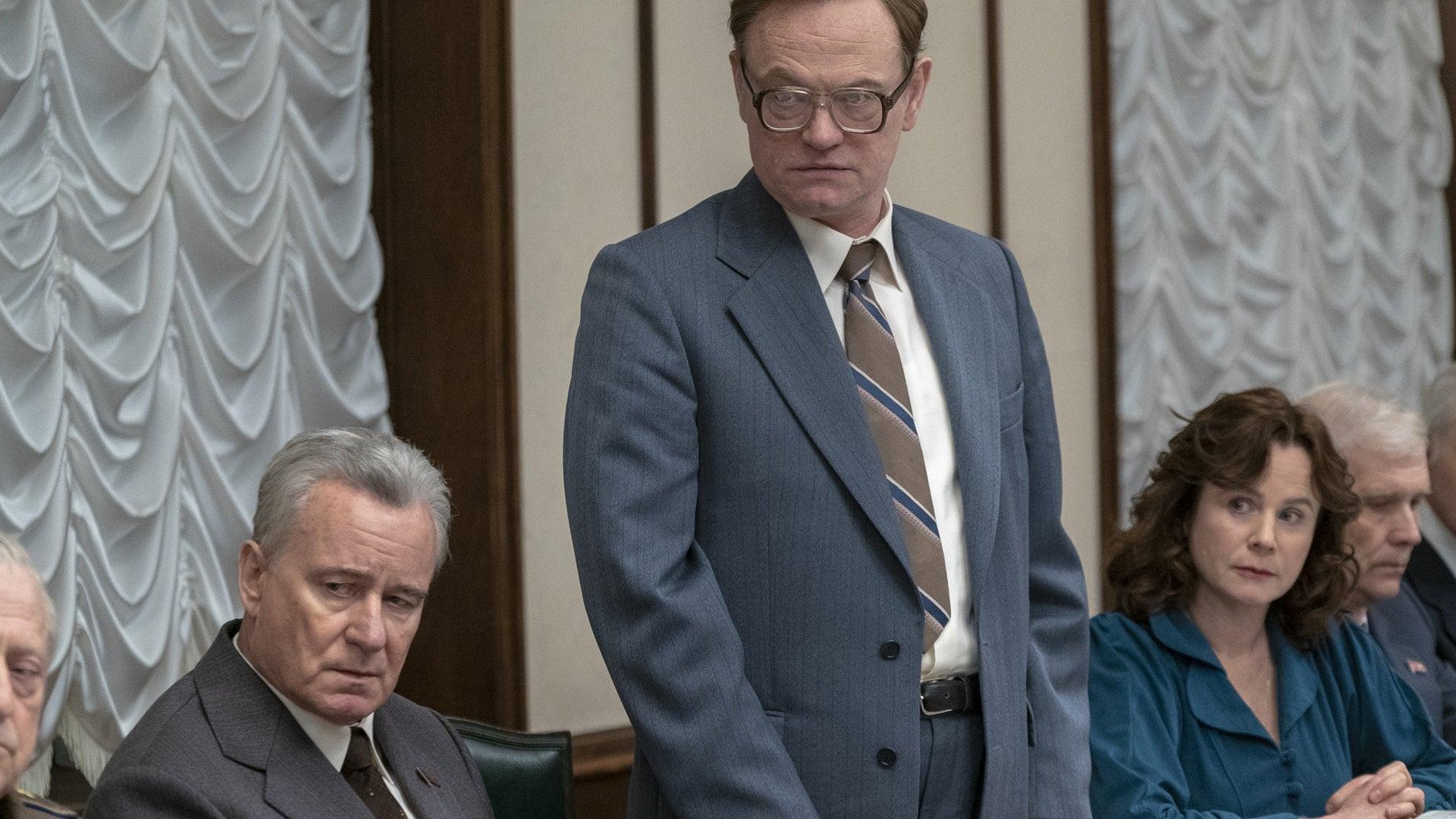 Stellan Skarsgård, Jared Harris, Emily Watson; Chernobyl