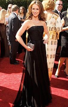 Jennifer Love Hewitt - The 59th Annual Primetime Emmy Awards in Los Angeles, September 16, 2007