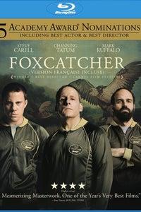Foxcatcher as Mark Schultz