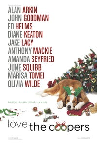 Love the Coopers as Charlotte