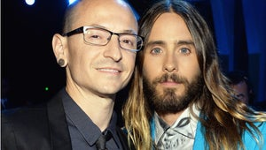 Watch Jared Leto Honor Chester Bennington at the MTV VMAs