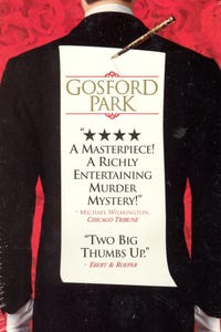 Gosford Park as Jennings