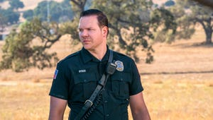9-1-1: Lone Star's Jim Parrack Breaks Down That Heart-Wrenching Moment in the Series Premiere