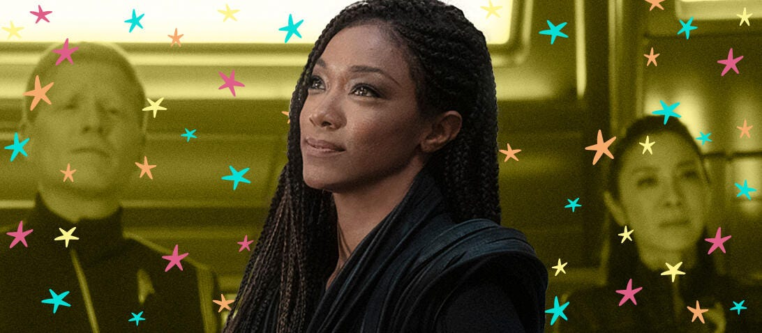 Star Trek: Discovery for 100 Best Shows