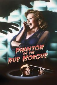 Phantom of the Rue Morgue as Dr. Marais
