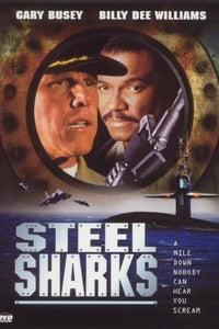 Steel Sharks as Capt. Reza Lashgar