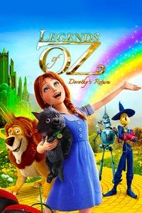Legends of Oz: Dorothy's Return as Wiser the Owl