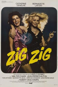 Zig-Zig as Marie