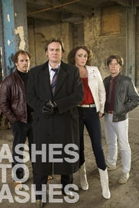Ashes to Ashes as Jim Keats