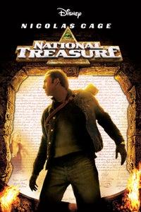 National Treasure as Agent Sadusky