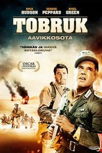 Tobruk - aavikkosota as Colonel John Harker
