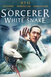 The Sorcerer and the White Snake as Fa Hai