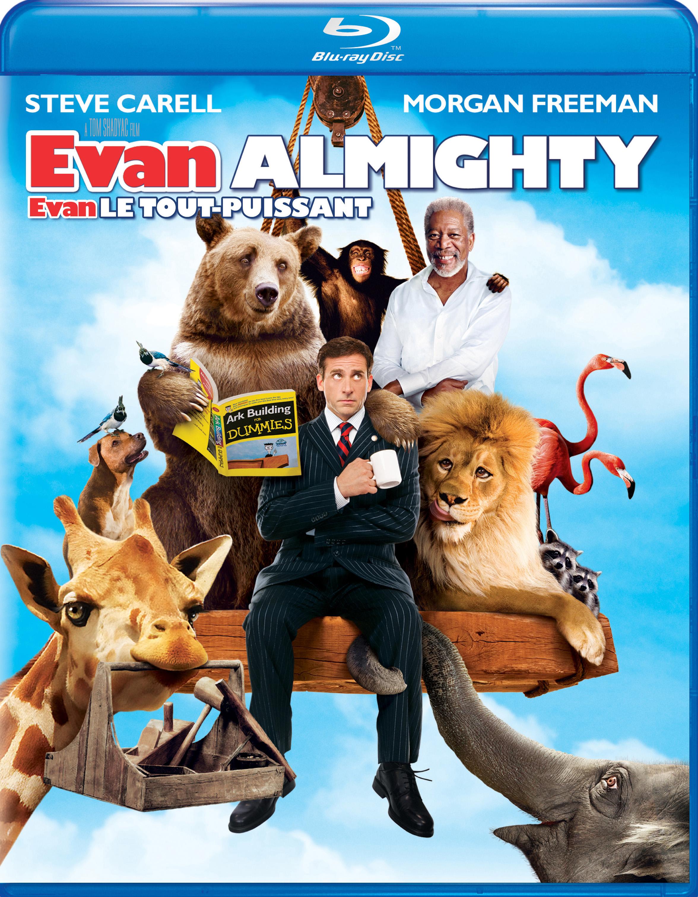 Evan Almighty as Ark Reporter Ed Carson