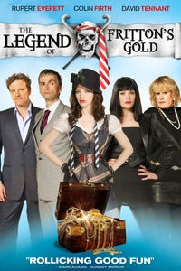 St. Trinian's 2: The Legend of Fritton's Gold as Geoffrey Thwaites