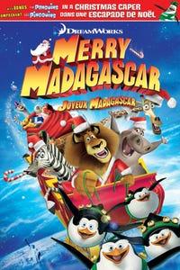 Merry Madagascar as Gloria