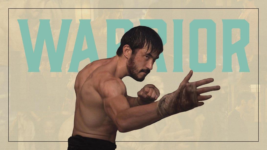 Warrior for 100 Best Shows