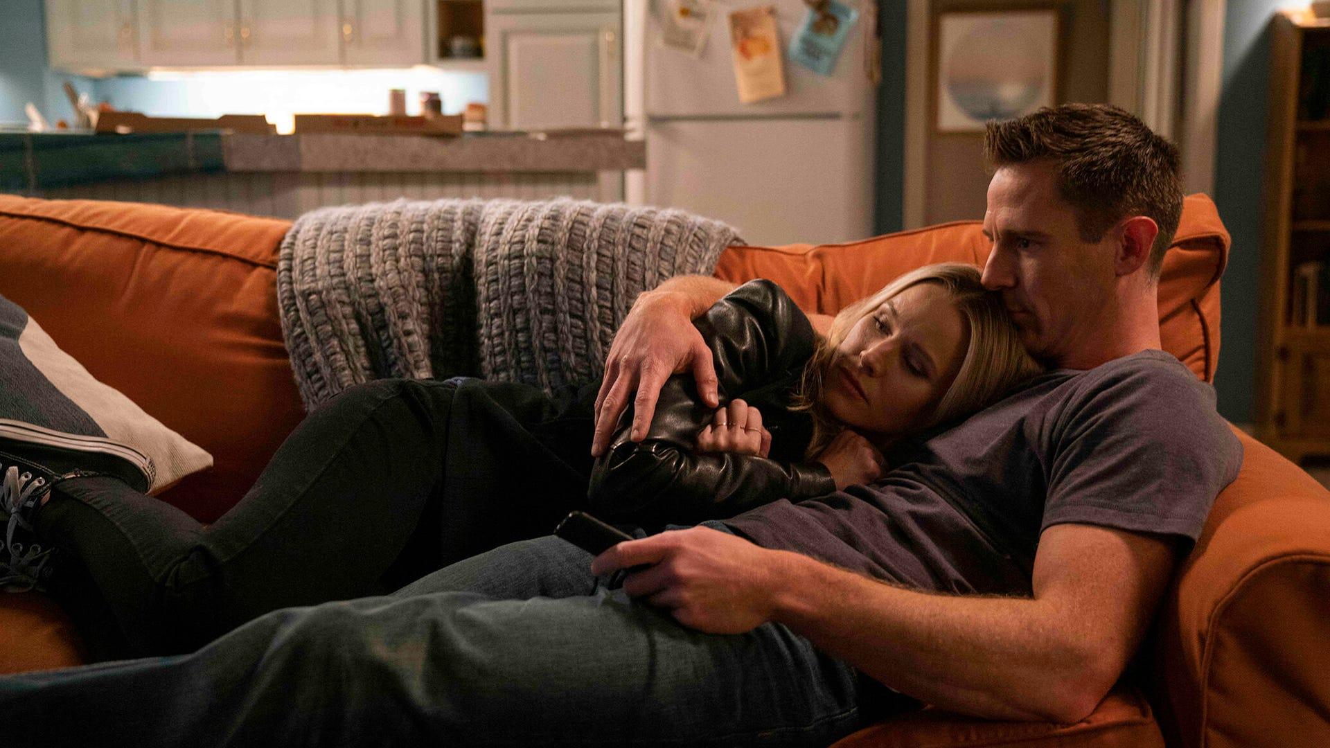 Jason Dohring and Kristen Bell, Veronica Mars
