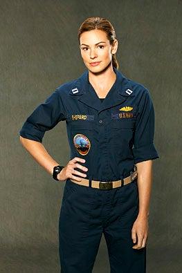 Last Resort - Season 1 - Daisy Betts as Lieutenant Grace Shepard
