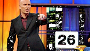 Howie Mandel Packs Suitcases for Big Deal Tour