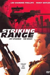 Striking Range as Eugene Vasher