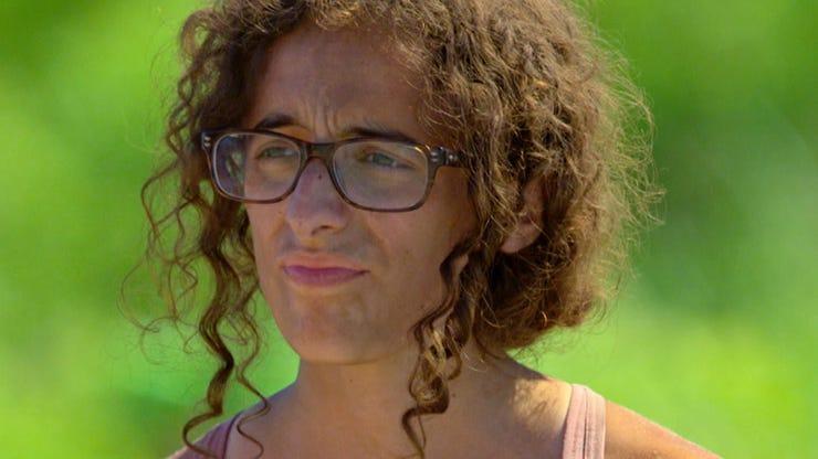 Hannah Shapiro, Survivor: Millennials vs. Gen X