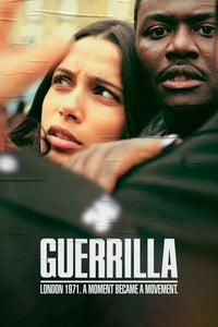 Guerrilla as Jas Mitra