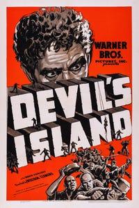Devil's Island as Gov. Beaufort