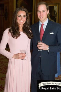 William and Kate: A Royal Baby Story