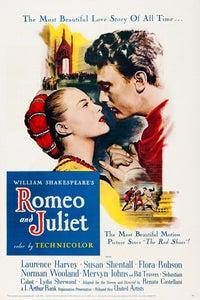 Romeo and Juliet as Romeo
