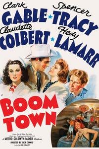 Boom Town as Square John Sand