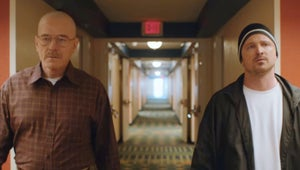 Bryan Cranston and Aaron Paul's Friendship Is So Pure in This Behind-the-Scenes El Camino: A Breaking Bad Movie Clip