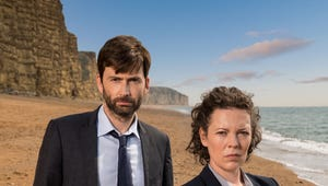 """Broadchurch Sets Itself Apart by Avoiding """"Will They or Won't They"""""""