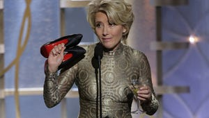 The 10 Craziest Things That Have Happened at the Golden Globes
