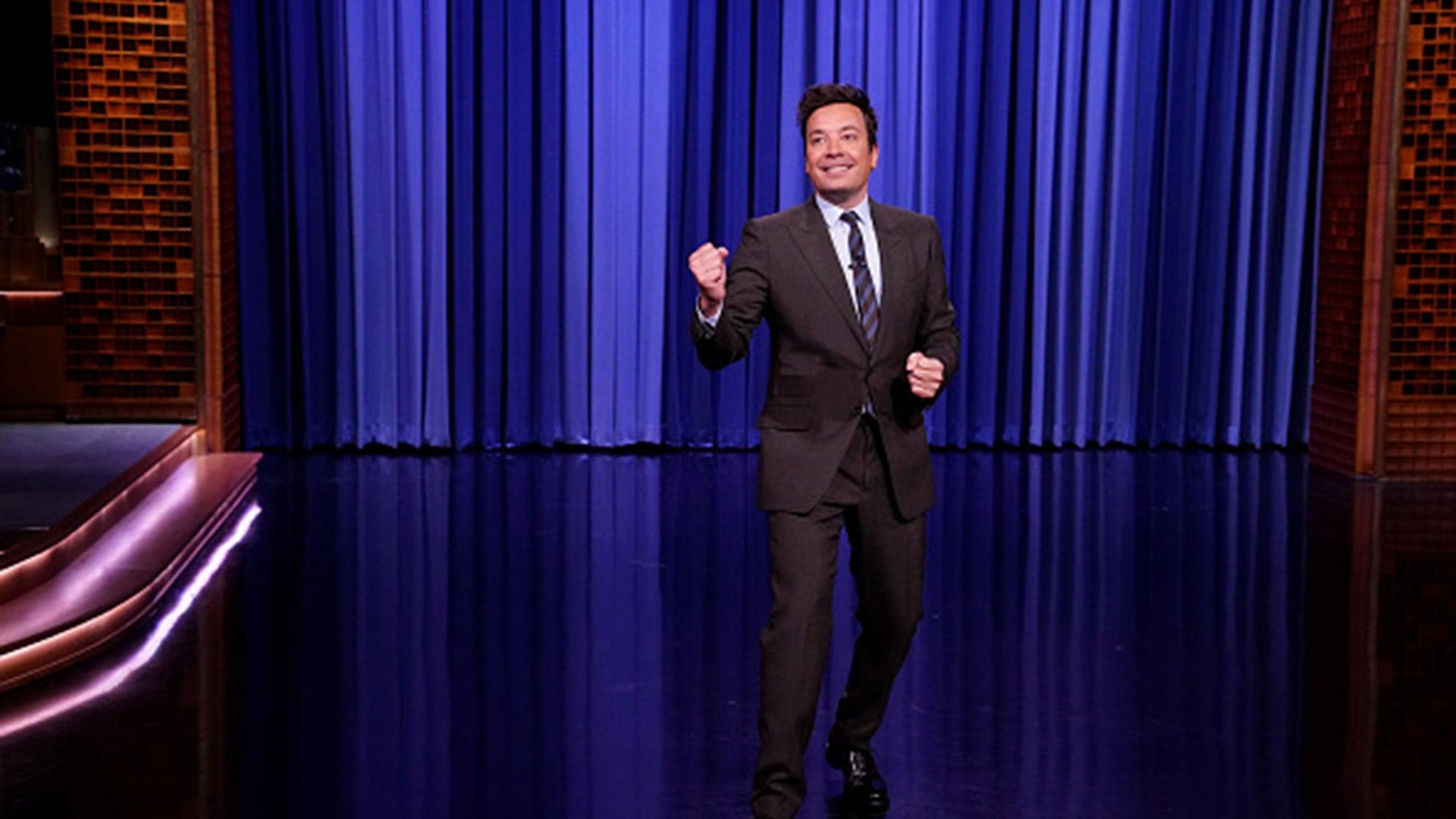 Jimmy Fallon, The Tonight Show Starring Jimmy Fallon