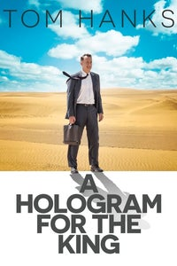 Kungens hologram as Alan