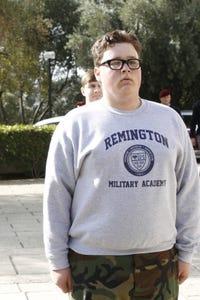 Phillip Fallon as Munch