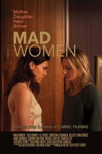 Mad Women as Dr. Ellis