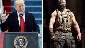 Donald Trump Quoted Bane from The Dark Knight Rises in His Inaugural Address