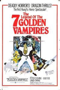 The Legend of the 7 Golden Vampires as Professor Laurence Van Helsing