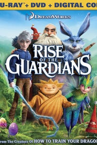 Rise of the Guardians as Jack Frost