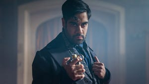 Doctor Who's Sacha Dhawan Teases a 'Different Side to the Master' in the Season 12 Finale