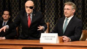 SNL  Turned the Impeachment Into a Soap Opera Starring Jon Hamm
