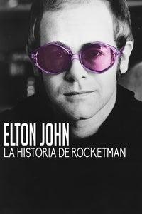Elton John. La historia de Rocketman as Elton John