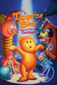 The Tangerine Bear: Home in Time for Christmas! as Jack