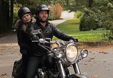 "Once Upon a Time - Season 1 - ""The Stranger"" - Jennifer Morrison, Eion Bailey"
